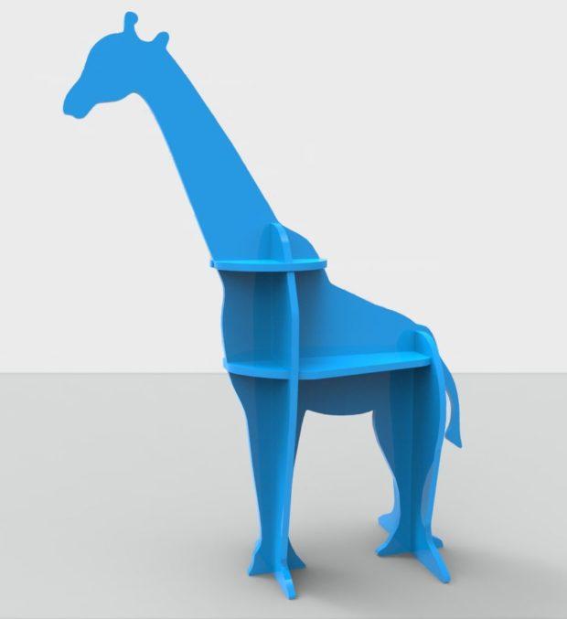 Жираф-полка