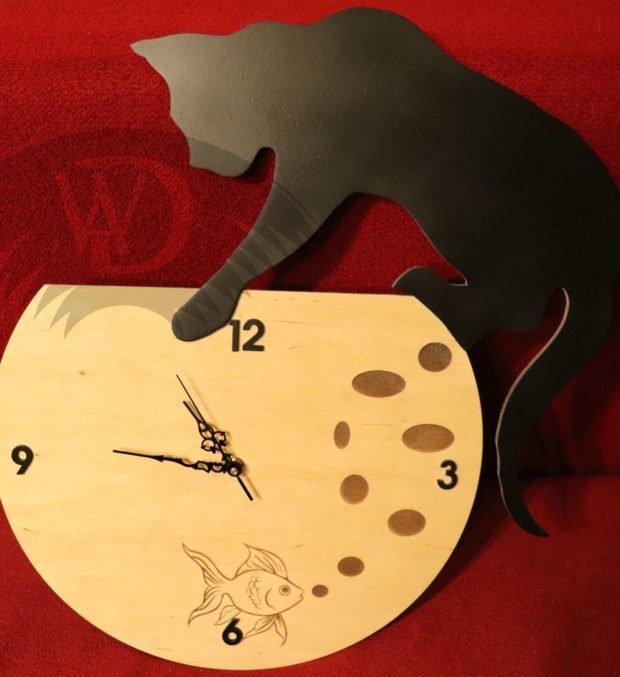 Часы Ч-06