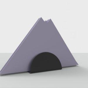 Подставка под салфетки из акрила