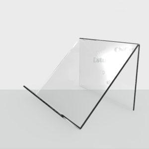 Подставка для кошелька 100х100 мм