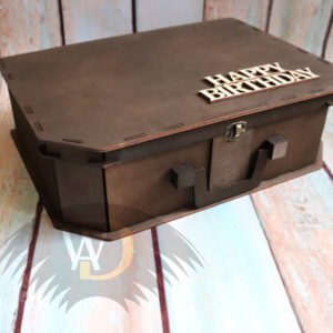 Коробка-чемоданчик ОР-24