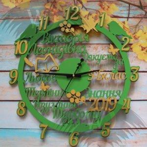 Часы учителю Ч-19